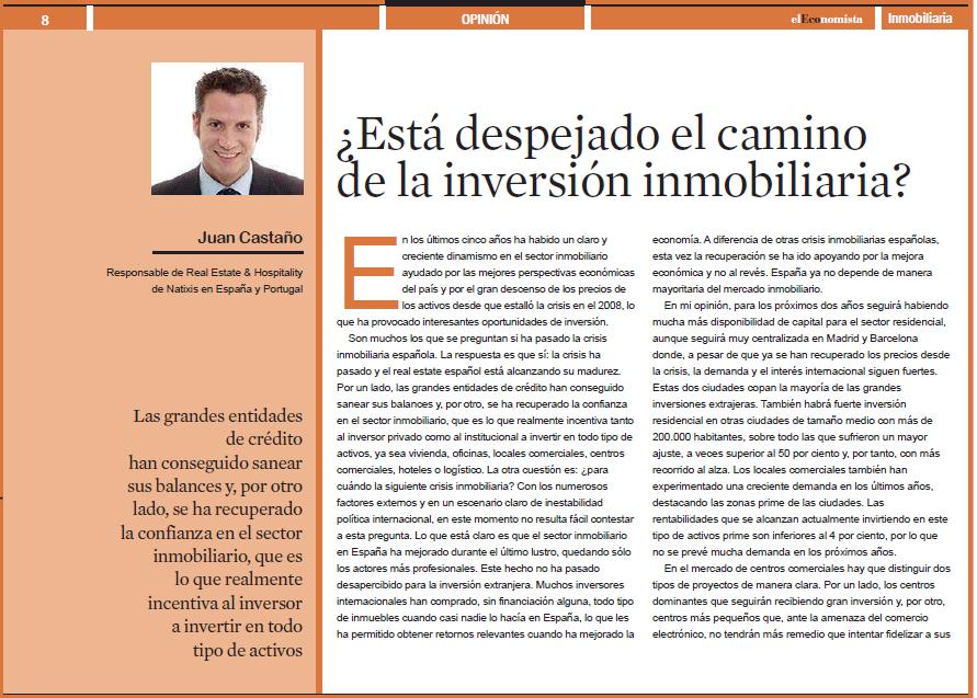Bienes raíces en España torejech para pensionistas
