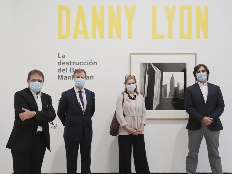 El Museo ICO inaugura hoy la exposición 'La destrucción del Bajo Manhattan' del fotógrafo y cineasta norteamericano Danny Lyon